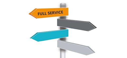 Alquiler Full Service